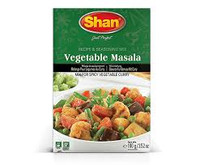 Shan Vegetable Masala Seasoning Mix 100 Grams