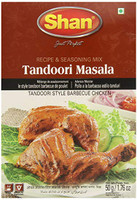 Shan Tandoori Masala Seasoning Mix 50 Grams