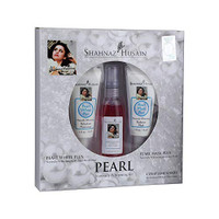 Shahnaz Husain Mini Pearl Naturally Whitening Facial Kit