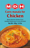 - MDH Curry Masala for Chicken 100g