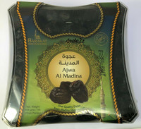 1 LB Premium Quality AL AJWA DATES/ Khajur from Madinah, Saudi Arabia 454g