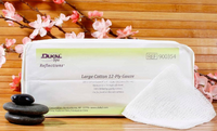 Dukal Spa Large Cotton 12 - Ply Gauze (200/ Sleeve)