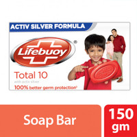 "Lifebuoy ""Total 10"" 150 gm Soap Bar"