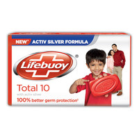 "Lifebuoy ""Total 10"" 90 gm Soap Bar"