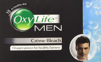 OxyLife Men Creme Bleach 150g