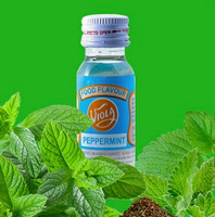 Viola Peppermint Food Flavor 0.67 FL.OZ