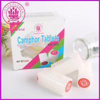 YuHua Camphor Tablets Refined 454g