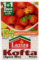 Laziza Kofta Masala with Garlic & Ginger 130g