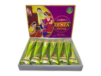 24 x Zenia Ready to Use Temporary Pure Henna Tattoo Cones