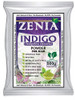 Zenia indigo powder for hair