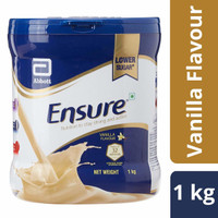 Abbott Ensure Plus in Vanilla Flavor 1 kg/ 2.2 lbs (Balanced Nutrition Drink for Adults with Nutri – Strength Complex)
