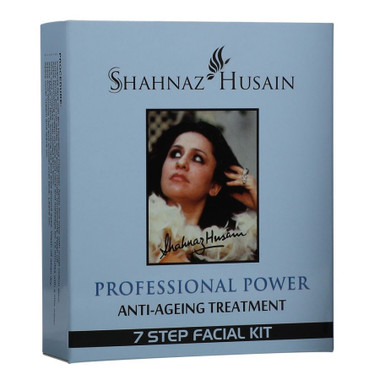 Shahnaz Anti-Ageing Facial treatment kit