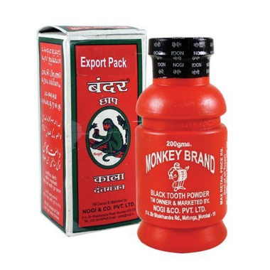 Monkey Tooth Powder Bandar chaap dant manjan