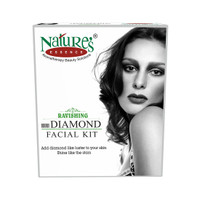 Natures Mini Diamond Facial Kit 52g