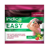 INDICA Easy Hair Color Dye 3.16 Burgundy