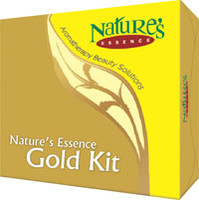 Professional Salon Size Natures Essence Gold Facial Kit 2400G (2.4kg)