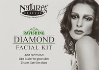 Natures Diamond Facial Kit