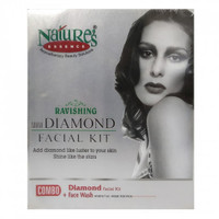 Nature's Essence Diamond Facial Kit 52gm+60ml
