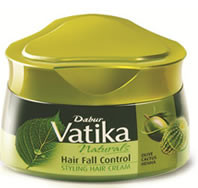 Dabur Vatika Hair Fall Control Hair Cream 140ml