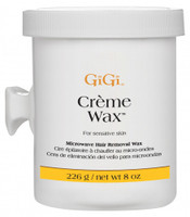 Gigi Microwaveable Creme Wax 8oz #0360