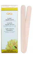 Gigi Large Spatula Wax Disposable Applicator #0410