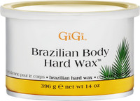 GiGi Brazilian Body Hard Wax 14oz #0899