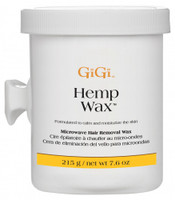 GIGI Hemp Wax Microwave Formula 7.6oz #0918