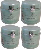 Shahnaz Husain Diamond Salon Size 4pc Facial Kit