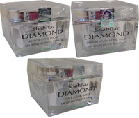 Shahnaz Husain Diamond 3pc Facial Kit Lotion Scrub Mask