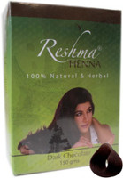 Reshma Henna Mehendi Powder - DARK CHOCOLATE