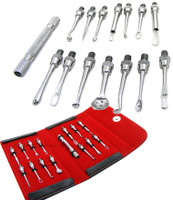 15pc Blackhead Pimple Comedone Extractor Tool Set