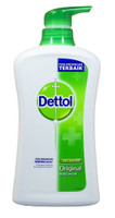 625ml Dettol Body Wash Natural Nourishing Anti Bacterial