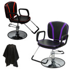 PRO-31109A Reclining Styling Chair
