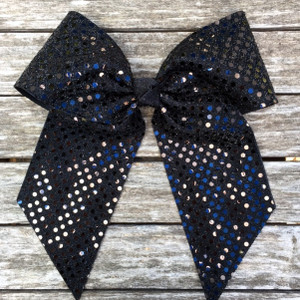 The Sydney Extra Large Bow- Black