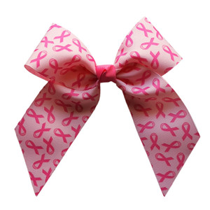 The Wanda Go Pink Solid Large Bow LB100BC