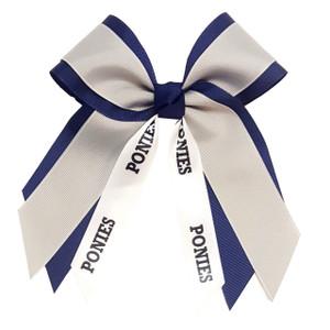 Navy/Silver