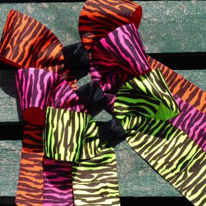 The Ange Neon Zebra SB100PR
