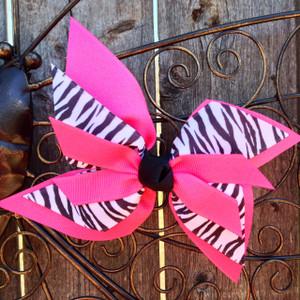 The Glenda Faye Zebra  PIN700PR