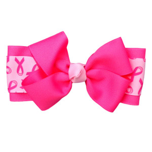 The Payton Go Pink  BOWTIE200BC