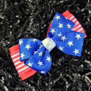 The Payton Patriotic  BOWTIE200PAT
