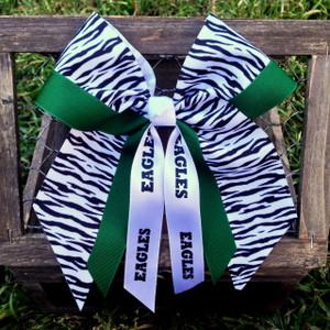 The Jenny Zebra Mascot