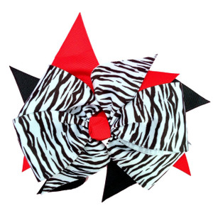 The Kimmie Large Zebra  STARBURST300ZE