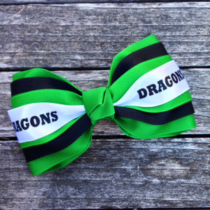 The Corinne Mascot- SLC Dragons