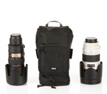 Think Tank Skin 75 Pop Down V2.0 (Black)  Lenses not included