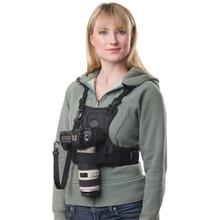 Cotton Carrier Camera Vest (no side holster)