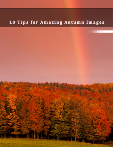10 Tips for Amazing Autumn Images eBook by Joseph Rossbach