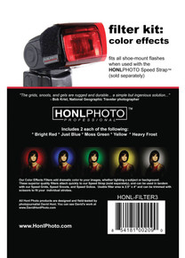 Honl Photo Color Effects Kit
