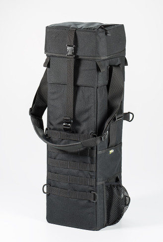 LensCoat 4Xpandable Long Lens Bag - Black