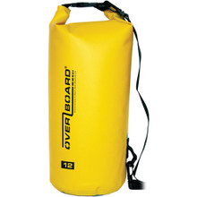 OverBoard 12L Waterproof Dry Tube Bag (Yellow)