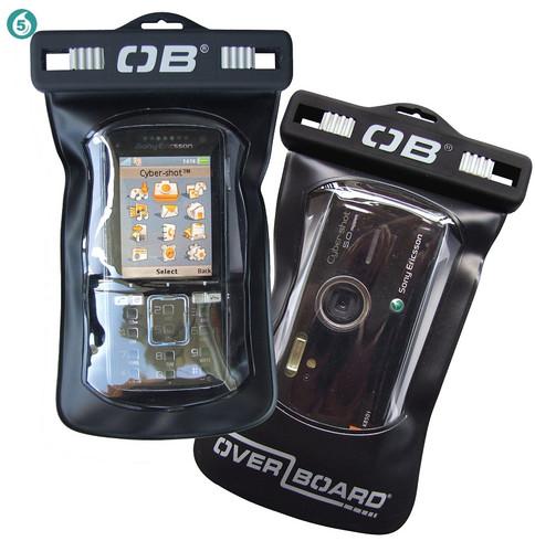 OverBoard Waterproof Phone/GPS Case
